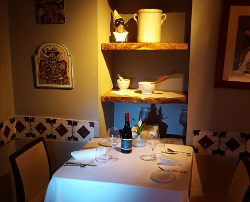 Illuminate la vostra esperienza a tavola (terza parte)