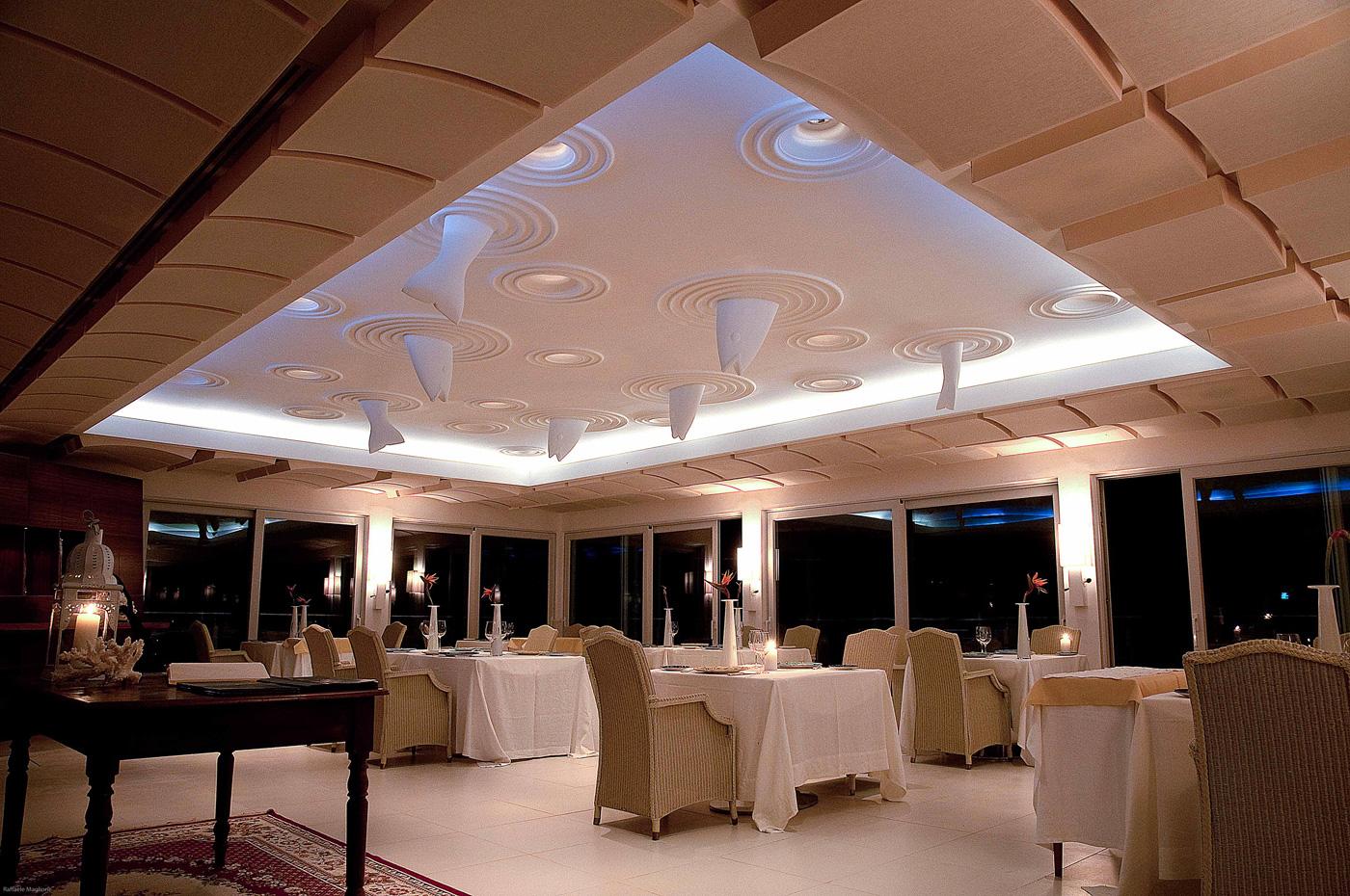 Ristorante in luce illuminazione per il tuo ristorante