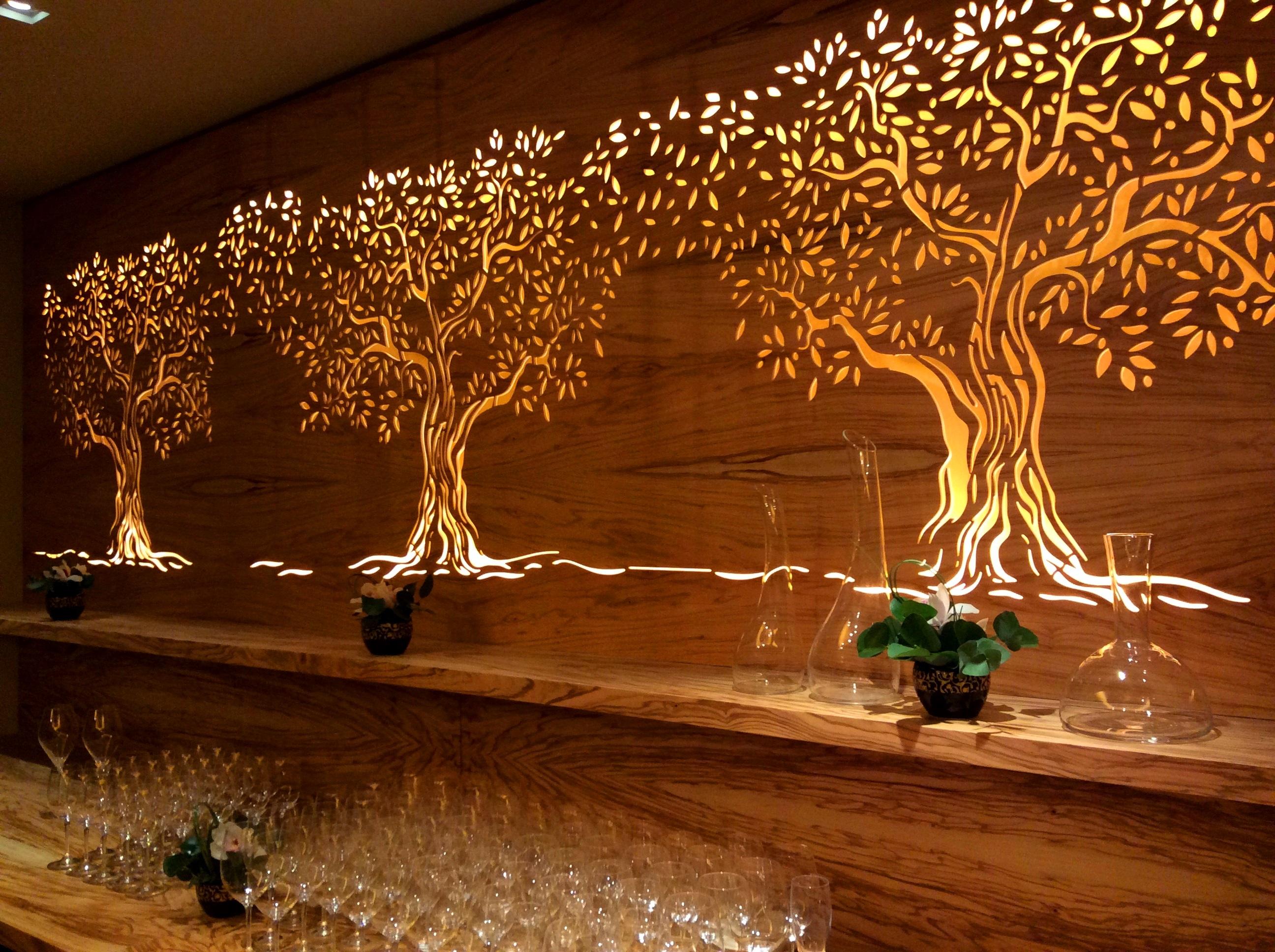 Progetto Illuminazione Ristorante : Progettare l illuminazione del ristorante ristorante in luce