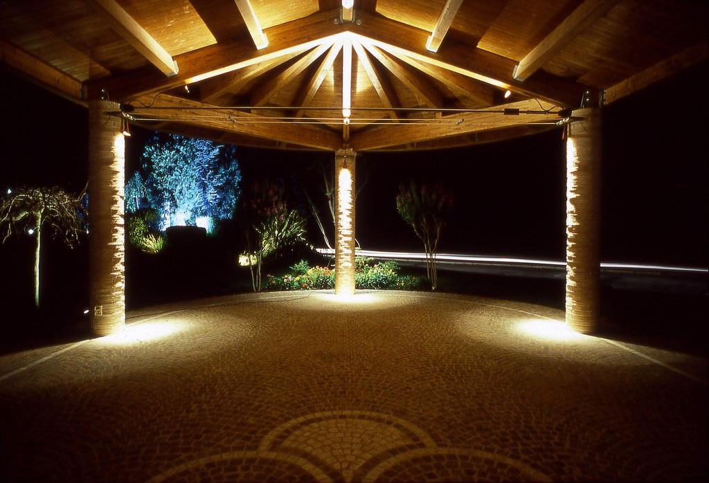 Illuminazione Esterna Detrazione : Illuminazione esterna bar protezioneazienda