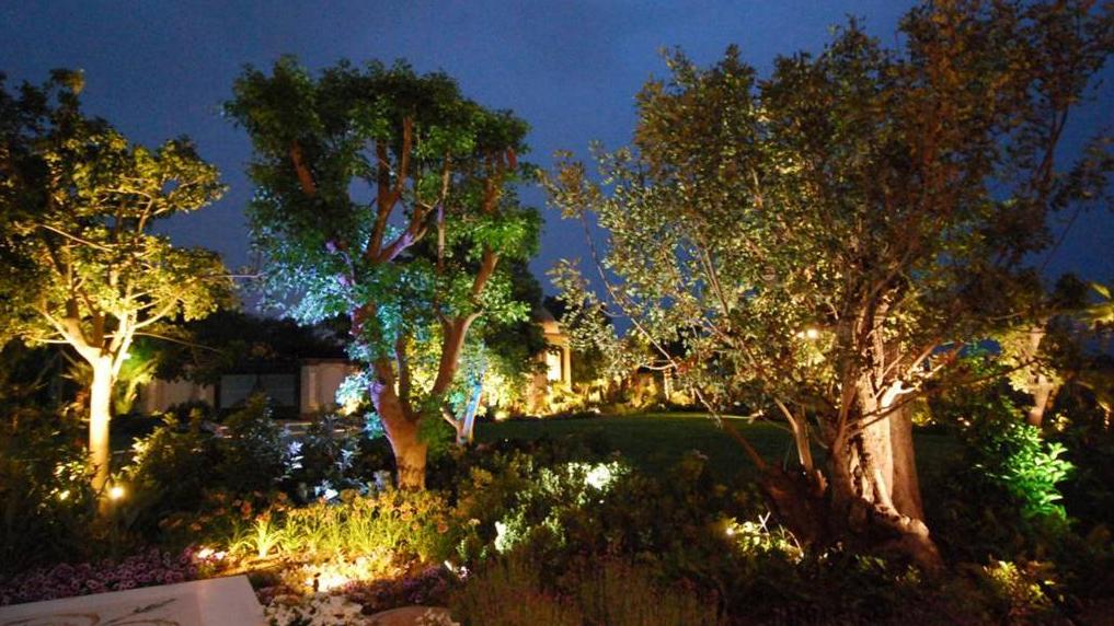 Come progettare il giardino di un ristorante ristorante in luce - Progettare il giardino ...