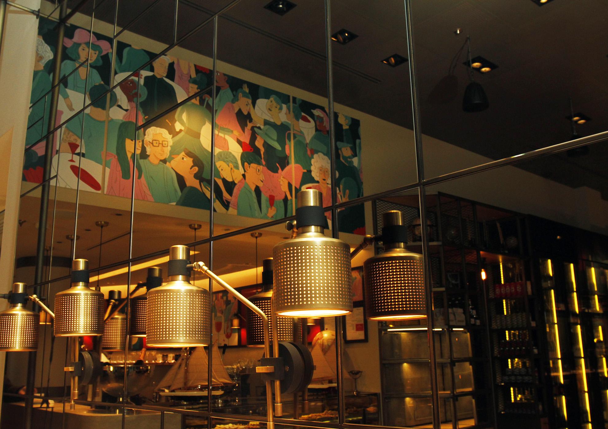 Luce e ristorazione l importanza delle scelte giuste ristorante